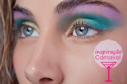 maquiagem para carnaval blog vittamina maquiagem colorida