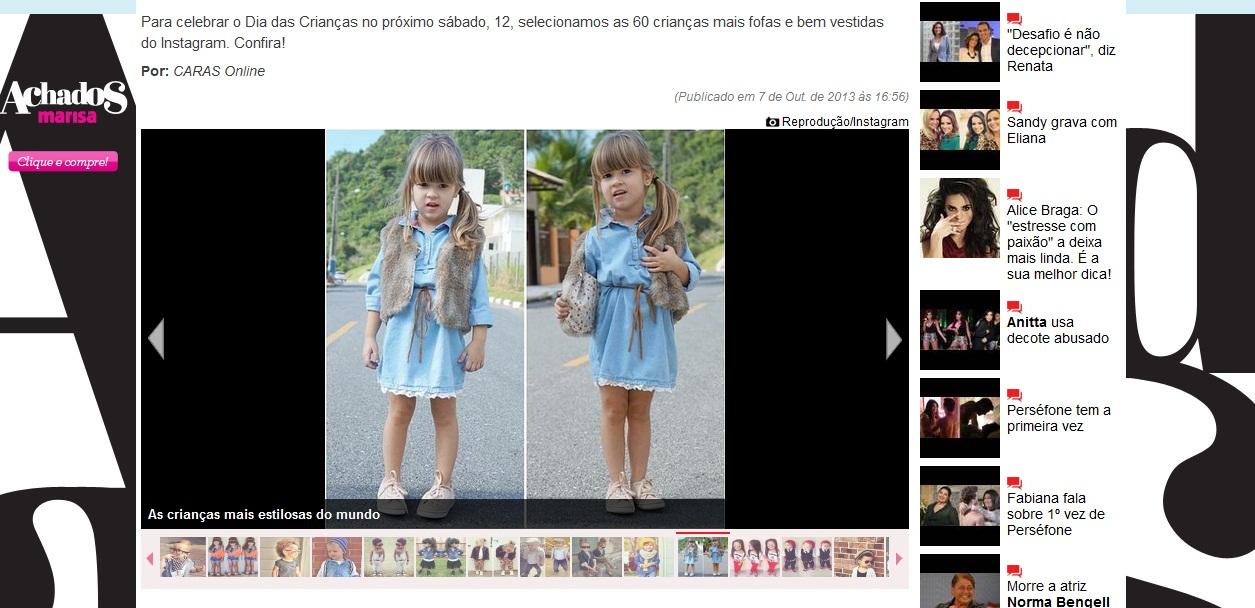blog vittamina vitta suh riediger revista caras as crianças mais estilosas do mundo 2