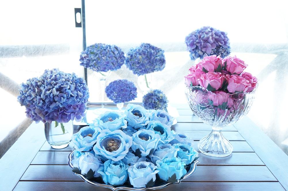 blog vittamina suh riediger aniversario de um ano aniversario de 1 ano hortências na decoração modelo de cardapio menu de aniversario azulejo português na decoração mesa de doces forminhas de doces teca fro blumenau