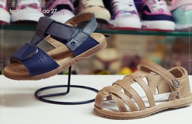 calçados infantis bibi masculino sandalia de menino infantil para o verão loja reserva especial kids cic blumenau