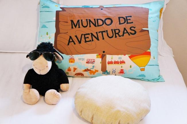 linha fortunada infantil fronha estampada para meninos presente de natal para meninos cama arrumada decorada para meninos blog vittamina